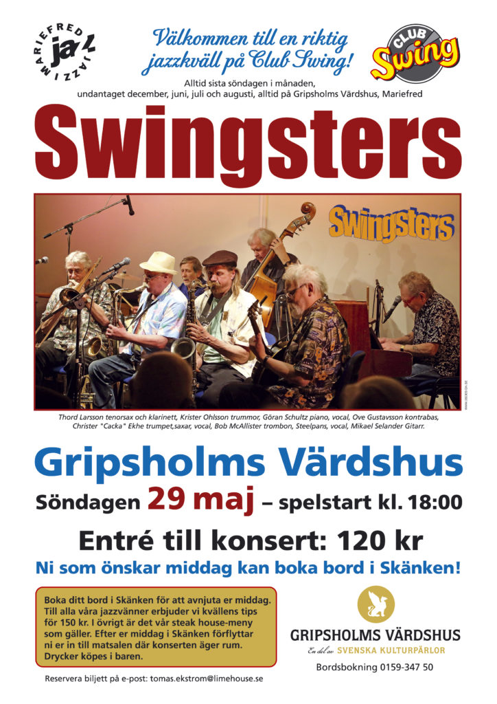 Swingsters_affisch