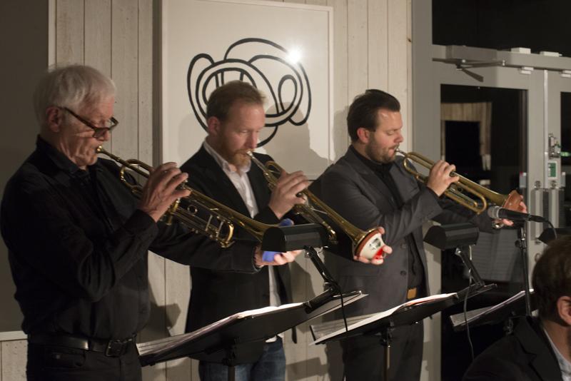 Jan Allan, Fredrik Oskarsson och Jonne Bentlöv. Foto: Lars Göran Yeudakimchikov-Malmquist