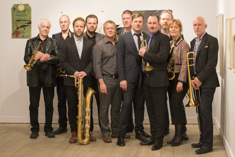 Peter Asplund & Martin Sjöstedt Dektette - Jazz i Mariefred
