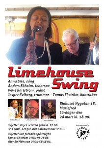 Limehouse-Swing-affisch